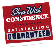 Shop RightThreads.com with confidence. Satisfaction Guaranteed
